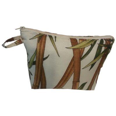 For Import - Necessaire tecido bambu
