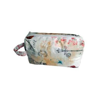 for-import - Necessaire paris 21 X 26 X 6 cm