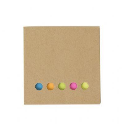 Ecobrindes - porta recados Sticky notes