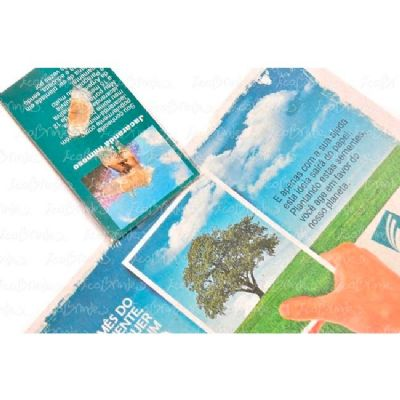 ecobrindes - Eco postal reciclato sache