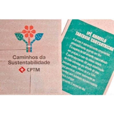 Ecobrindes - Eco sache reciclato maxi