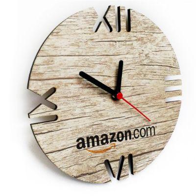 ecobrindes - Relógio redondo vintage