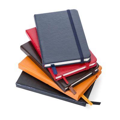 JKMN'S Brindes Promocionais - caderneta tipo moleskine personalizada