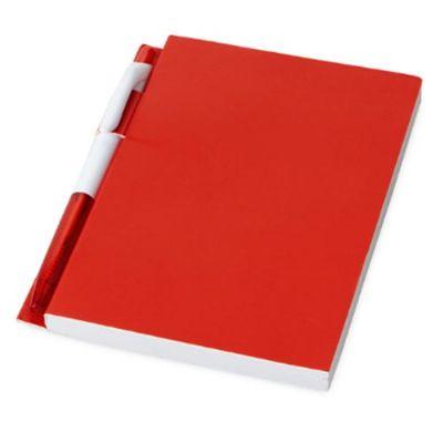 JKMN'S Brindes Promocionais - Caderno com 100 folhas pautadas