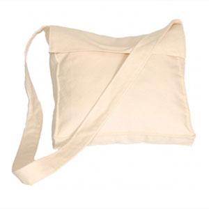 JKMN'S Brindes Promocionais - ECO-bag carteiro personalizada, com alças longas e transpassadas.