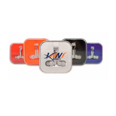 jkmns-brindes-promocionais - Fone de ouvido intra auricular personalizado