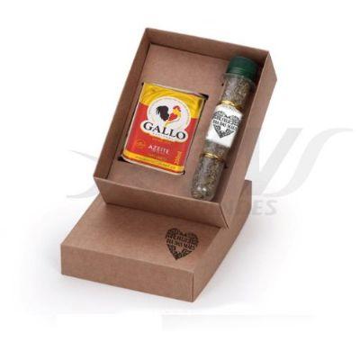 jkmns-brindes-promocionais - Kit Gourmet 3 peças