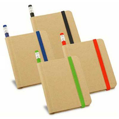 Caderno - Reina Brindes Promocionais