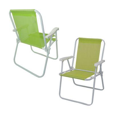 reina-brindes-promocionais - Cadeira de praia alta.