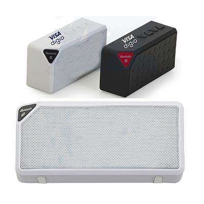 reina-brindes-promocionais - Caixa de Som Multimídia com Bluetooth