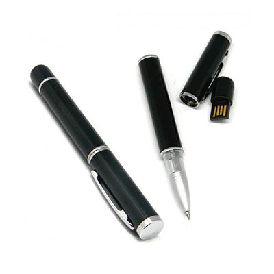 Reina Brindes Promocionais - Caneta pen drive de 2GB.