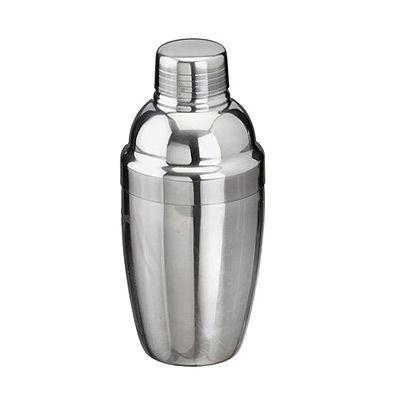 reina-brindes-promocionais - Coqueteleira em metal