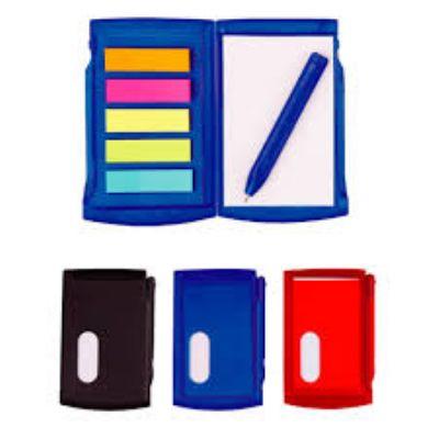 Expresso Brindes - Bloco de anotação com sticky notes
