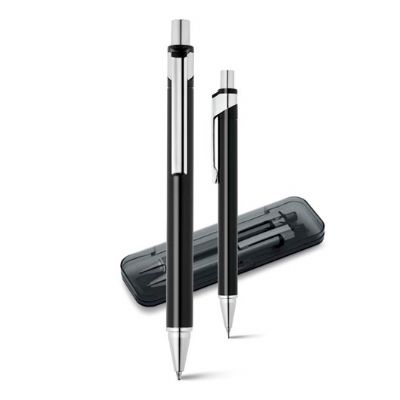 Conjunto caneta e lapiseira - Expresso Brindes