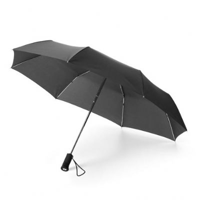 Guarda-chuva com lanterna