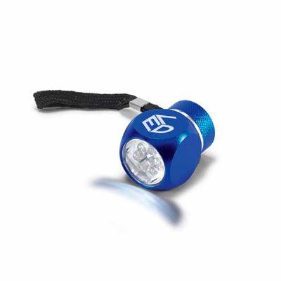 capital-brindes-e-cia - Chaveiro lanterna