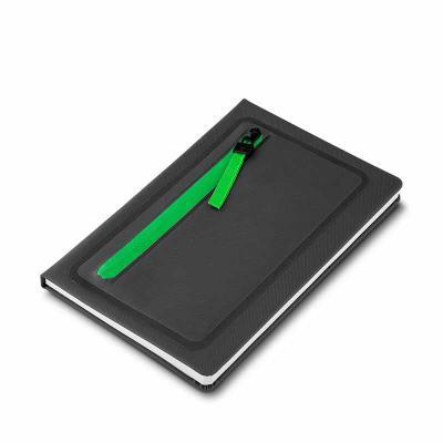 Caderno de anotações executivo - Capital Brindes & Cia