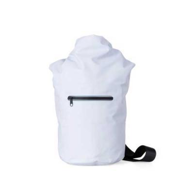 capital-brindes-e-cia - Mochila saco 10 litros à prova d´água. Material confeccionado em lona, possui costura soldada resistente, lacre dobrável, alça ajustável para costa(re...