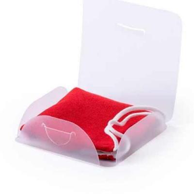 Porta Mascara produzido em polipropileno texturizado, com impressão em alta definição. *Produto e...