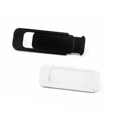 Capital Brindes & Cia - Protetor para webcam. PP. Com tampa deslizante e autocolante no verso. Formato universal para smartphone, tablet, notebook e computador de secretária....