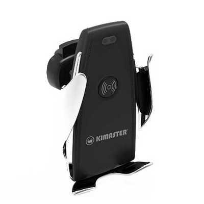 Capital Brindes & Cia - Suporte de celular com carregador por indução