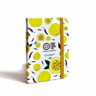 Cicero Papelaria - A caderneta colorida é produzida com uma impressão, podendo ser uma impressão digital ou em offset, dependendo da quantidade e imagem que você desejar...