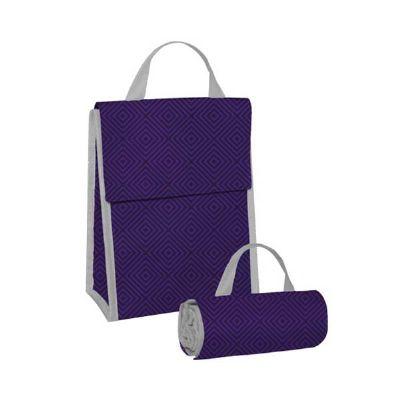 ideia-e-costura - Bolsa térmica de nylon