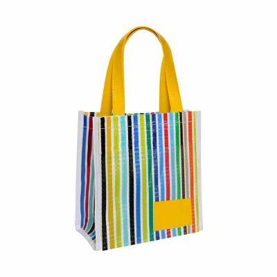 ideia-e-costura - Sacola tela de nylon 22x26x12cm
