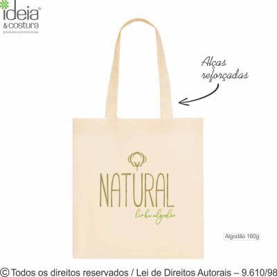 Ideia e Costura - Sacola ecológica