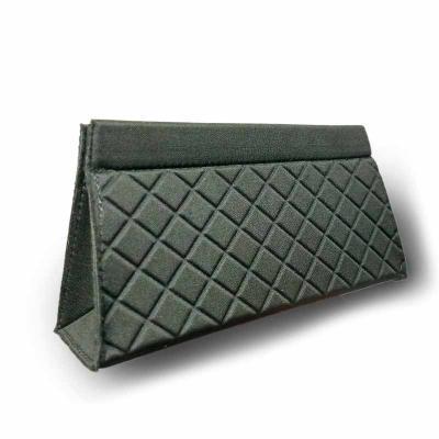 Optitex - Nécessaire de mão com fechamento dublo, ideal para levar na bolsa, levar como carteira, com possibilidade de aplicação de alça a combinar. Textura sof...