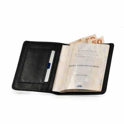 P2K Brindes - Porta Passaport 146