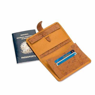 p2k-brindes - Porta Passaporte 373
