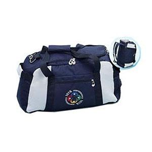 Master Bolsas - Bolsa mochila em nylon alça de mão