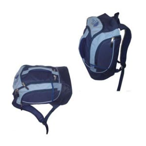 Master Bolsas - Bolsa mochila em nylon alça de mão.