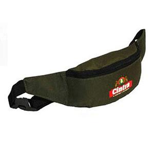 master-bolsas - Pochete em nylon, alça regulável