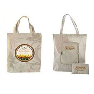 master-bolsas - Sacola dobrável em algodão