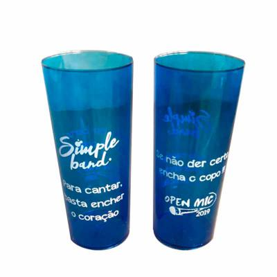 Chinelos Personal - COPOS LONG DRINKS PERSONALIZADOS