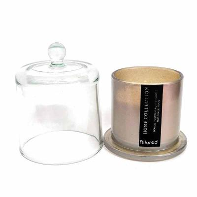botanica-velas - Linda vela perfumada Home Collection, aroma Jade Lotus, medindo 11x12cm