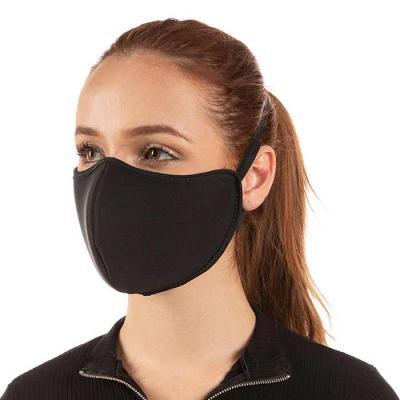 Máscara em Neoprene com elástico na Nuca
