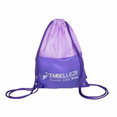 Mochila saco personalizada - Multipacks Brasil
