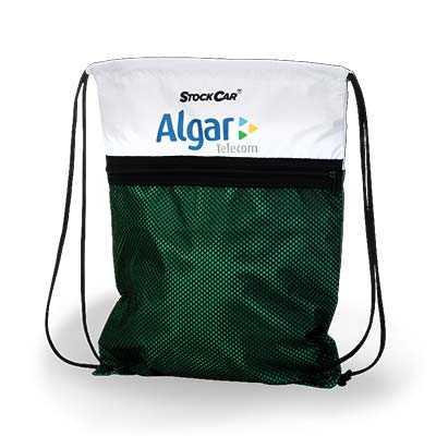 Mochila saco personalizada. - Multipacks Brasil