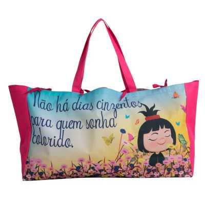 multipacks-brasil - Sacola em poliéster personalizada