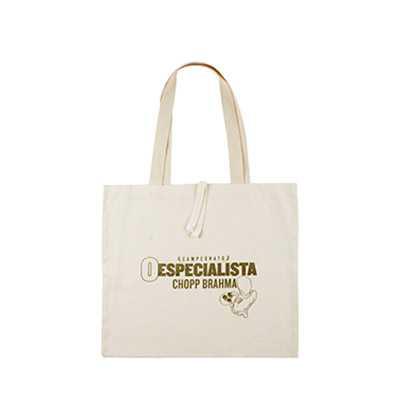 Multipacks Brasil - Sacola de algodão