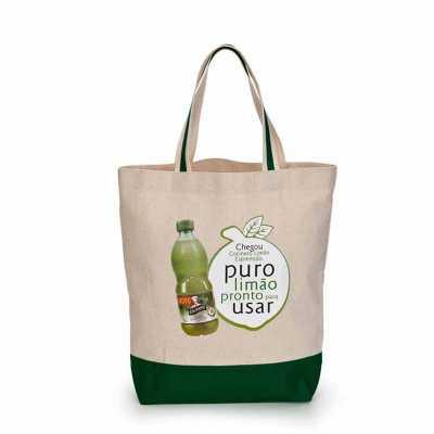 Multipacks Brasil - Sacola em lona reciclada