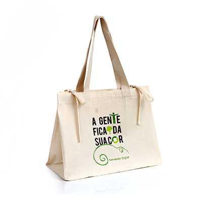 multipacks-brasil - Sacola em lona reciclada