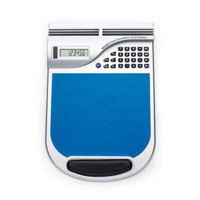 Brindes Oliveira - Mouse Pad com Calculadora Solar