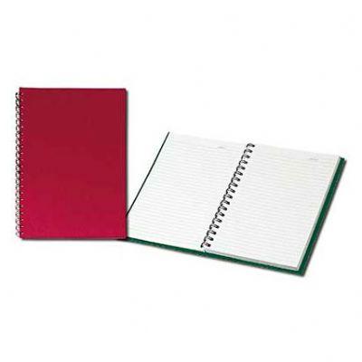Brindes Oliveira - Caderno comercial pequeno