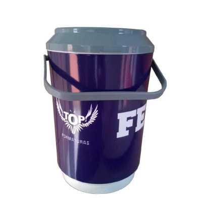 Cooler para 8 latas