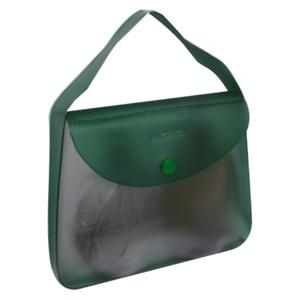 brindes-curitiba - Nécessaire em PVC cristal ou sarja.