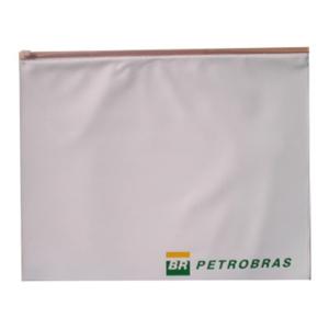 Brindes Curitiba - Pasta em PVC cristal ou colorida nas medidas de 35x26 cm.